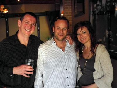 Brewery Visit 2011